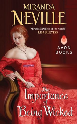 The Importance of Being Wicked book image