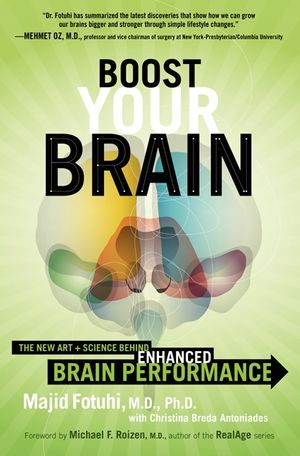 Boost Your Brain book image