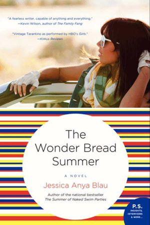 The Wonder Bread Summer book image