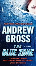 The Blue Zone Paperback  by Andrew Gross
