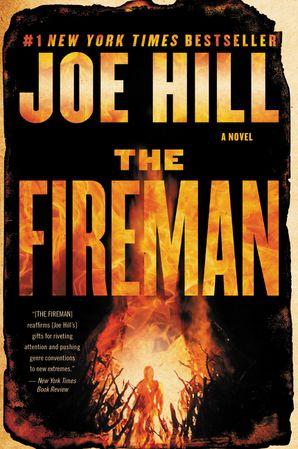The Fireman - Joe Hill - Paperback