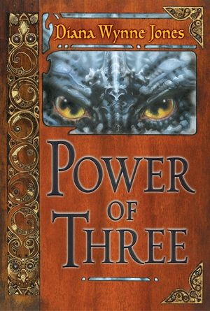 Power of Three book image