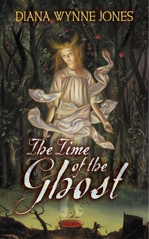 The Time of the Ghost book image