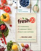 The Fresh 20 Paperback  by Melissa Lanz