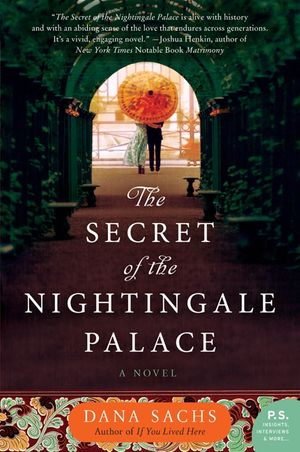 The Secret of the Nightingale Palace book image