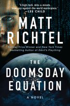 The Doomsday Equation Paperback  by Matt Richtel