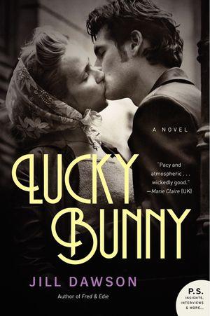 Lucky Bunny book image