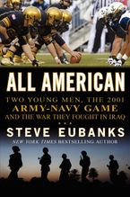 All American Hardcover  by Steve Eubanks