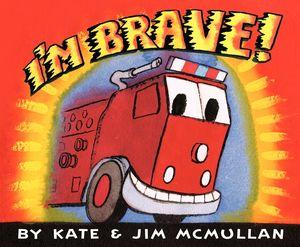 I'm Brave! book image