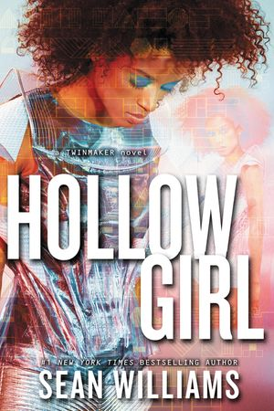 Hollowgirl book image
