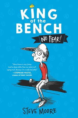 King of the Bench: No Fear! book image