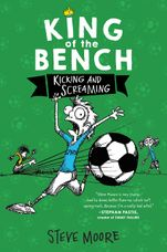 King of the Bench: Kicking & Screaming