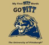 My First Pittsburgh Words Go Pitt