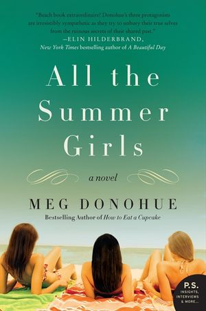 All the Summer Girls book image