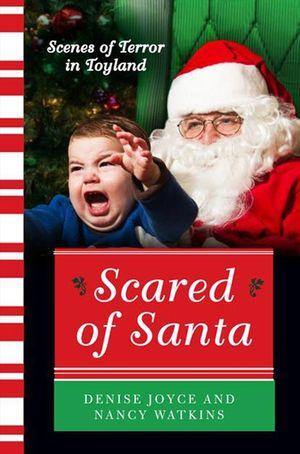 Scared of Santa book image