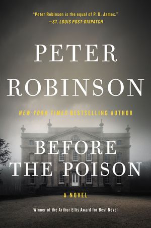Before the Poison book image