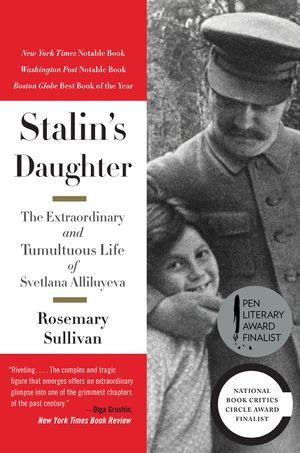 Stalin's Daughter book image