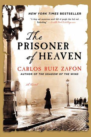 The Prisoner of Heaven book image