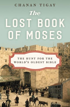 The Lost Book of Moses book image