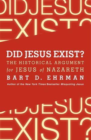 Did Jesus Exist? book image