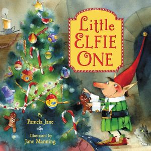Little Elfie One book image