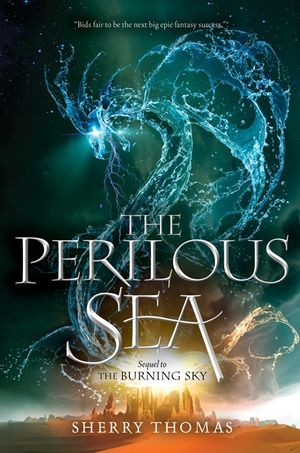 The Perilous Sea book image