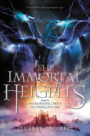 The Immortal Heights book image