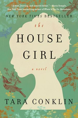 The House Girl book image