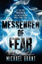 Messenger of Fear Hardcover  by Michael Grant