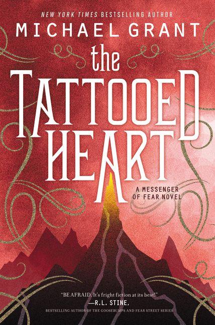 83cebeb54cc97 The Tattooed Heart - Michael Grant - Hardcover
