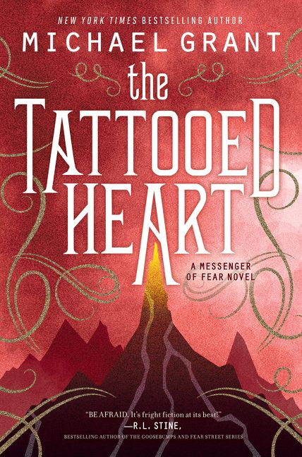 the tattooed heart michael grant e book