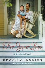 For Your Love Paperback  by Beverly Jenkins