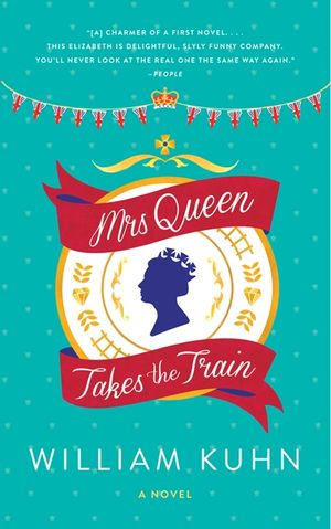 Mrs Queen Takes the Train book image
