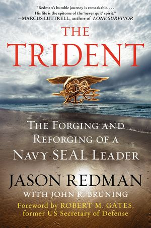 The Trident book image