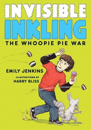 Invisible Inkling: The Whoopie Pie War book image