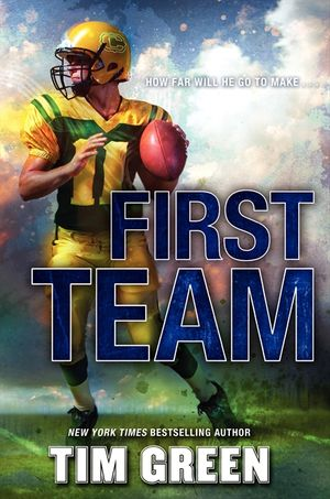 First Team book image