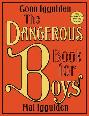 The Dangerous Book for Boys book image