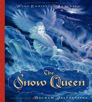 The Snow Queen book image