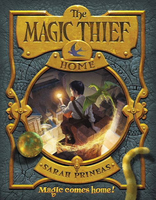 [PDF] The Magic Thief Book by Sarah Prineas Free Download (422 pages)