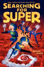 Searching for Super Hardcover  by Marion Jensen