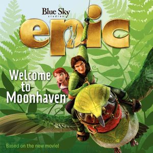 Epic: Welcome to Moonhaven book image