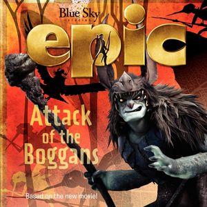Epic: Attack of the Boggans book image