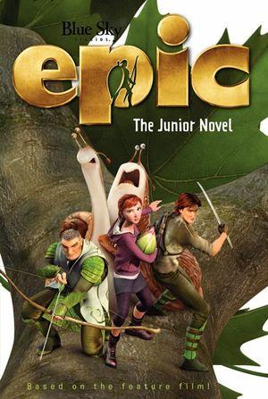 Epic: The Junior Novel book image