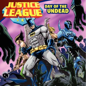 Justice League Classic: Day of the Undead book image