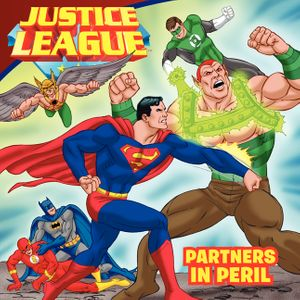 Justice League Classic: Partners in Peril book image