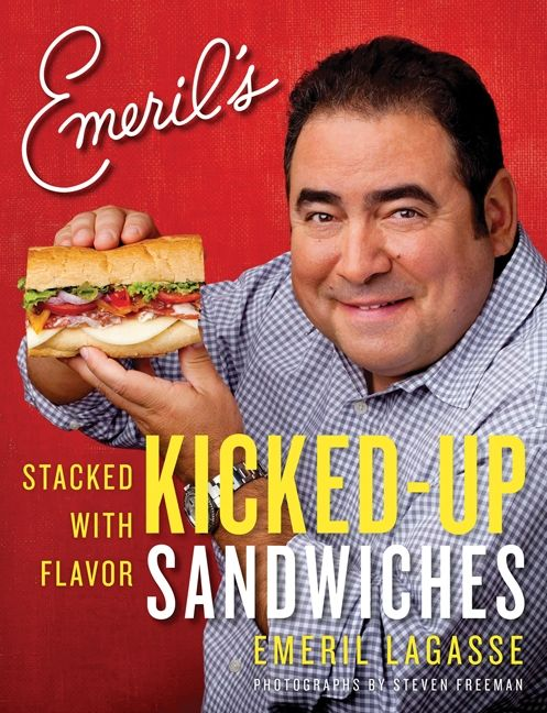Emerils Kicked Up Sandwiches Emeril Lagasse E Book
