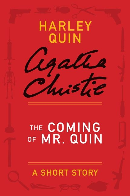 Image result for the coming of mr quin book