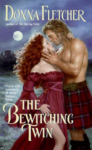 The Bewitching Twin book image