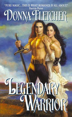 Legendary Warrior book image