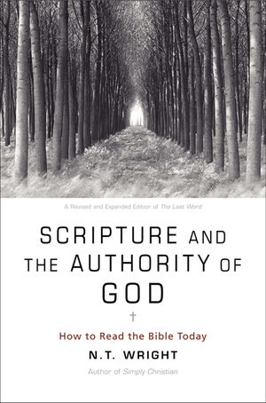 Scripture and the Authority of God book image